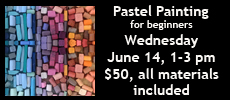 Pastel for Beginners, June 14, 2017